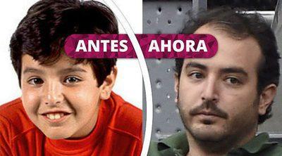 Así ha cambiado Aarón Guerrero: De actor en 'Médico de familia' y 'Ana y los 7' a empresario hostelero