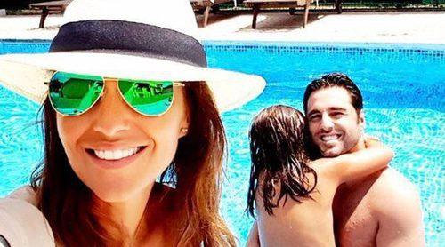 David Bustamante y Paula Echevarría se desviven por su hija Daniella en su noveno cumpleaños