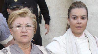 Remedios Torres, madre de María José Campanario, niega que esté obsesionada con Belén Esteban.