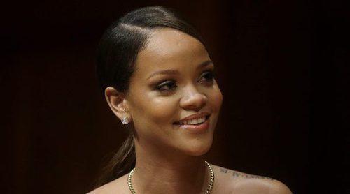 Rihanna y Hassan Jameel disfrutan de su amor en la noche londinense