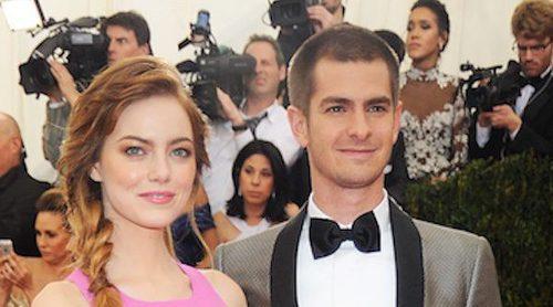Emma Stone y Andrew Garfield vuelven a estar juntos