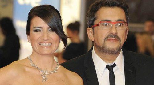 La boda entre Andreu Buenafuente y Silvia Abril fue oficiada por Ada Colau y Concha Velasco