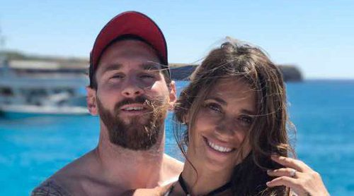 Leo Messi y Antonella Rocuzzo esperan su tercer hijo