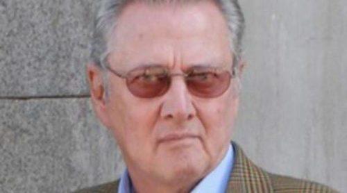 Carlos Larrañaga seguirá hospitalizado, aunque los médicos confían en su total recuperación