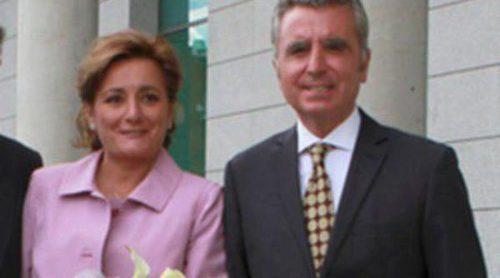 Rocío Carrasco y Fidel Albiac, entre los invitados a la boda de la sobrina de José Ortega Cano