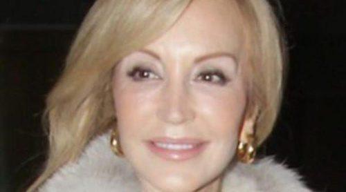 Javier Cámara, Boris Izaguirre y Carmen Lomana, invitados estrella en el 57 cumpleaños de Elena Benarroch