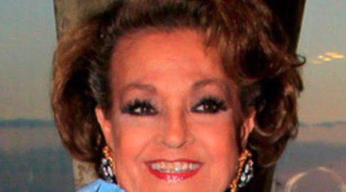 Carmen Sevilla lucha contra el Alzheimer en la intimidad de su casa de Madrid
