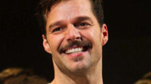 Ricky Martin, muy feliz por su nominación como Mejor Actor gracias a su papel en 'Evita'