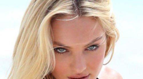 Candice Swanepoel presume de cuerpazo en bikini en playas caribeñas