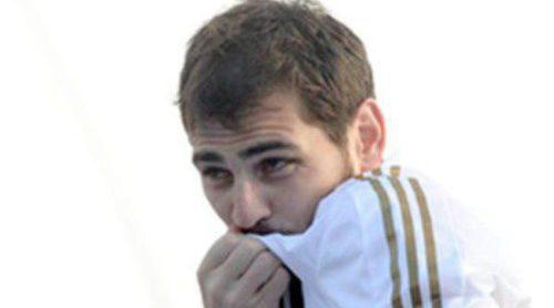 Sergio Ramos, Iker Casillas, Cristiano Ronaldo,... el baño de multitudes del Real Madrid en Cibeles