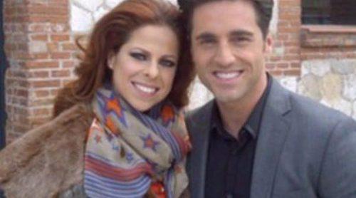David Bustamante y Pastora Soler han grabado el videoclip del tema 'Bandera blanca'