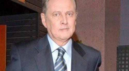Carlos Larrañaga recibe el alta y continuará su recuperación en su casa