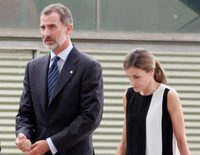 Desvelado dónde estaban los Reyes Felipe y Letizia y sus hijas en el momento del atentado de Barcelona