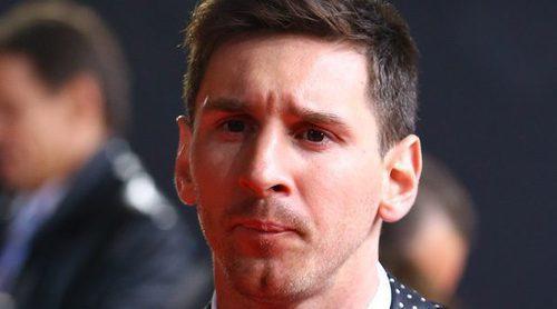 El hermano de Messi sale ileso de un accidente tras chocar su coche contra un camión