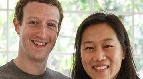 Mark Zuckerberg y Priscilla Chan presentan a su segunda hija August
