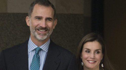 Los Reyes Felipe y Letizia pasan una noche de terror en su plan para dos en Madrid