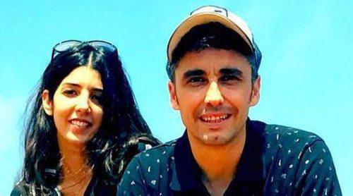 Canco Rodríguez y su mujer Marta Nogal disfrutan de su luna de miel en África