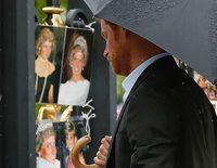 El Príncipe Guillermo y el Príncipe Harry, emocionados en el recuerdo a Lady Di en el 20 aniversario de su muerte