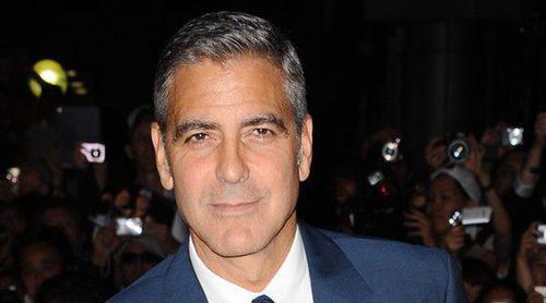 George Clooney, sobre su paternidad: 'Nunca pensé que a los 56 años iba a ser padre de mellizos'