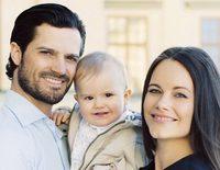 Carlos Felipe de Suecia y Sofia Hellqvist se convierten en padres de su segundo hijo