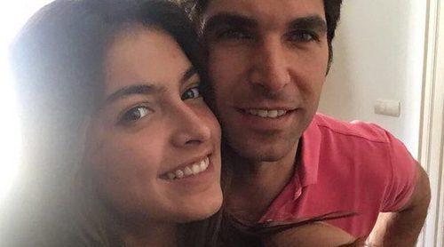 La reacción de Lucía Rivera al saber que su padre Cayetano Rivera espera un hijo con Eva González