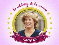 Lady Di, la celebrity de la semana por el 20 aniversario de su muerte