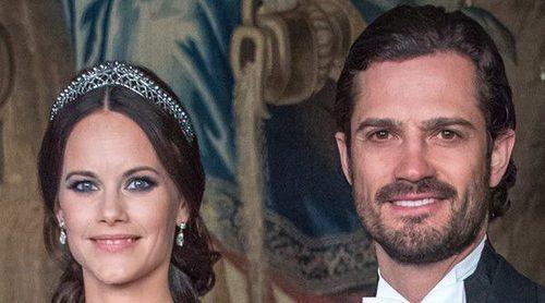 Carlos Felipe de Suecia y Sofia Hellqvist presentan a su segundo hijo