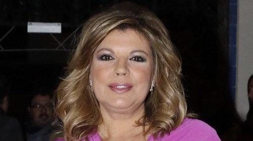 Terelu Campos revela que está triste porque no tiene ningún proyecto en su vida