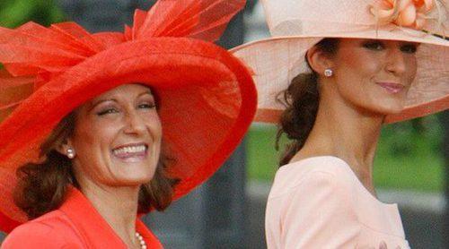 A Paloma Rocasolano y Telma Ortiz les sonríe el amor a la vez