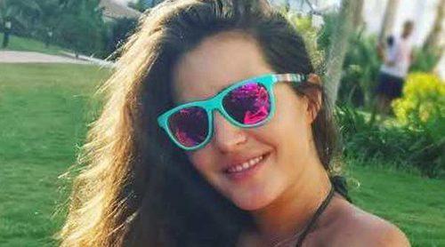 Malena Costa anuncia que se va a China a través de un divertido regalo de cumpleaños