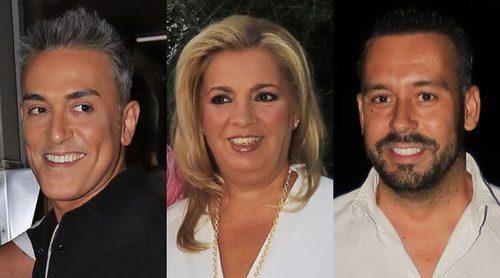 Terelu Campos celebra su cumpleaños entre familia y amigos a pesar de su tristeza