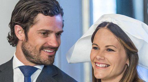 La Casa Real Sueca anuncia los nombres y títulos del segundo hijo de Carlos Felipe de Suecia y Sofia Hellqvist