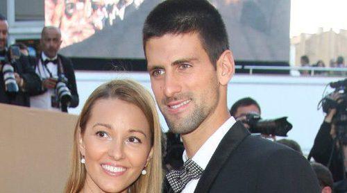 Novak Djokovic y Jelena Ristic se convierten en padres por segunda vez