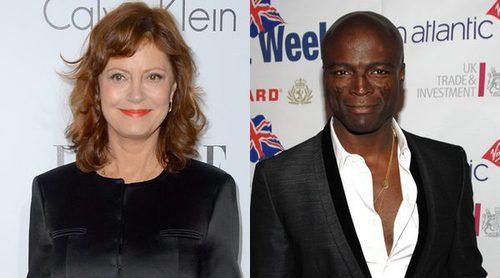 Susan Sarandon y Seal podrían haber iniciado un romance