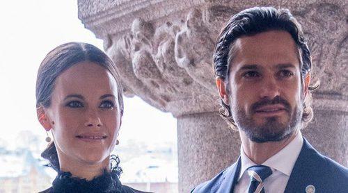 La razón por la que Carlos Felipe de Suecia y Sofia Hellqvist han llamado a su hijo Gabriel Carl Walther