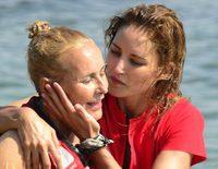 Alba Carrillo y Lucía Pariente se relajan en Miami ajenas a todos sus problemas