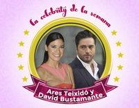 David Bustamante y Ares Teixidó, las celebrities de la semana por su romance confirmado y desmentido