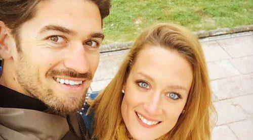 La preciosa declaración de amor de Javier Hernanz a Mireia Belmonte por sus tres años juntos