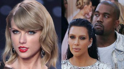 Enemigos Íntimos: Taylor Swift vs. Kanye West y Kim Kardashian