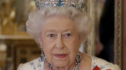 La Reina Isabel, toda una amazona montando a caballo a sus 91 años