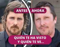 Así ha cambiado Christian Bale: Las grandes transformaciones del actor galés