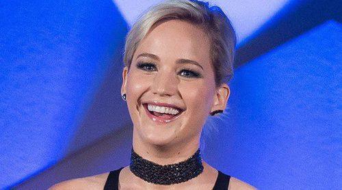 Jennifer Lawrence, más enamorada que nunca, halaga a Darren Aronofsky en la promoción de 'Madre!'