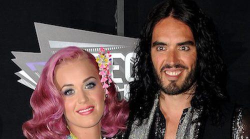 Russel Brand quiere retomar el contacto con Katy Perry: 'Estoy abierto a la reconciliación'