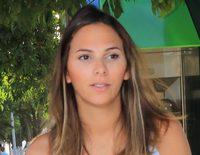 Irene Rosales vuelve a la rutina llevando a su hija Ana Rivera a la guardería: