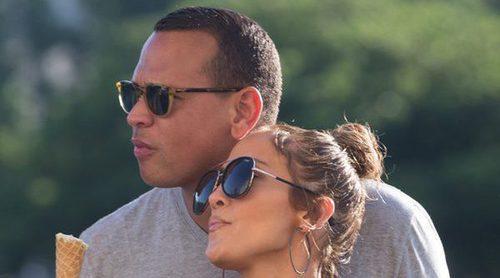 Jennifer Lopez confiesa que Alex Rodriguez es su primera relación buena