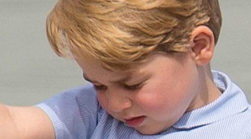 Los Duques de Cambridge, alarmados tras la detención de una mujer que se coló en el colegio del Príncipe Jorge