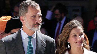 Los Reyes Felipe y Letizia vuelven a decepcionar tras la vuelta al cole