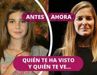 Así ha cambiado Natalia Sánchez: De sus inicios como actriz a la actualidad