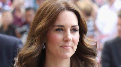 El inesperado regalo de un niño para aliviar los problemas durante el embarazo de Kate Middleton