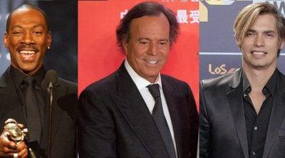 Carlos Baute, Eddie Murphy, Julio Iglesias...y otros famosos con hijos secretos